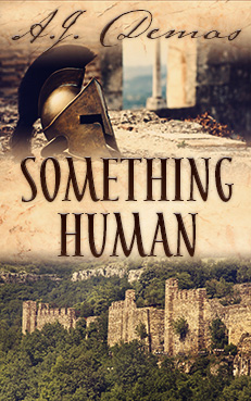 Something Human - A.J. Demas