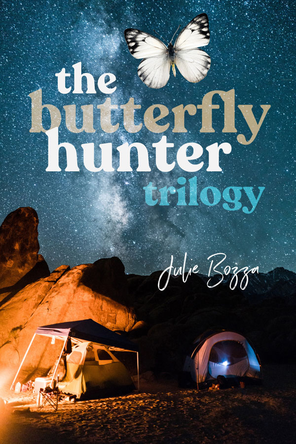 The Butterfly Hunter Trilogy - Julie Bozza