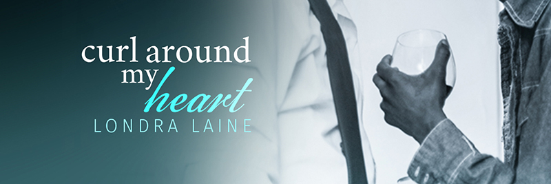 Get Curl Around My Heart by Londra Laine on Amazon & Kindle Unlimited