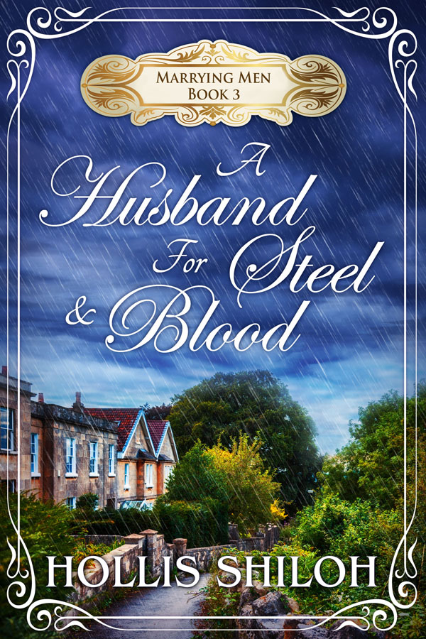 Book Cover: A Husband for Steel and Blood