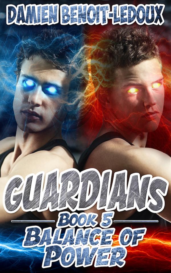 Balance of Power - Damien Benoit-Ledoux - Guardians