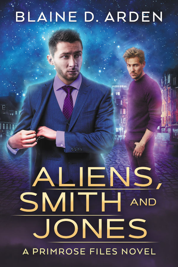 ANNOUNCEMENT/GIVEAWAY: Aliens, Smith and Jones, by Blaine D. Arden