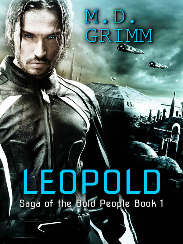 ANNOUNCEMENT/GIVEAWAY: Leopold, by M.D. Grimm