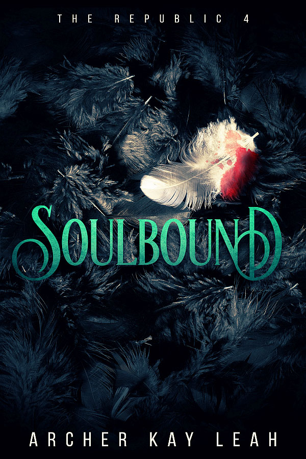 ANNOUNCEMENT/GIVEAWAY: Soulbound, by Archer Kay Leah