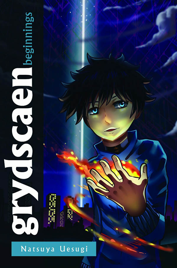 ANNOUNCEMENT/GIVEAWAY – grydscaen: beginnings, by Natsuya Uesugi