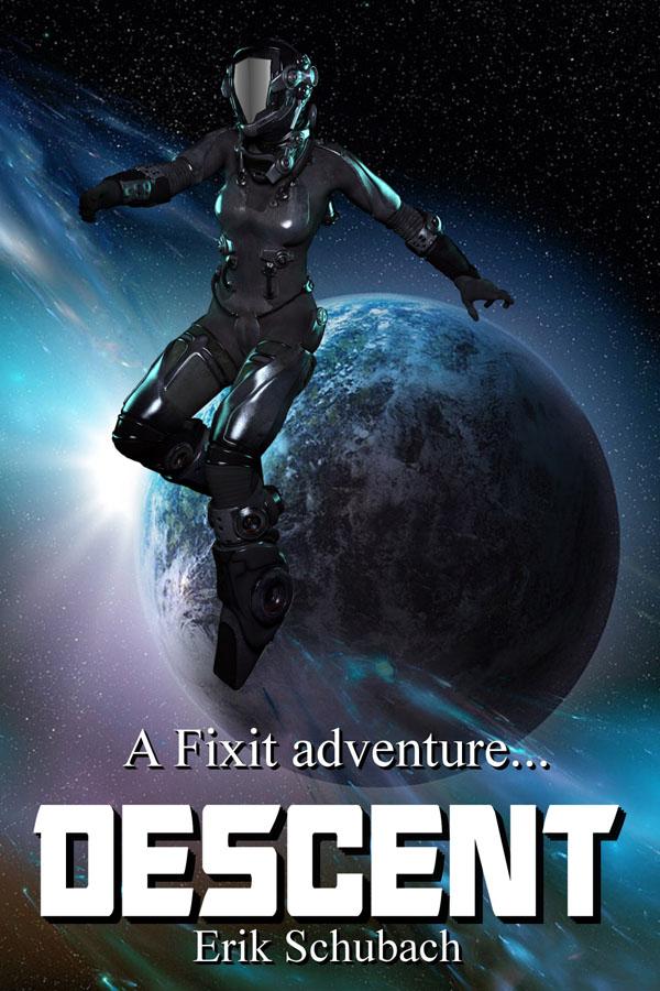 Book Cover: Descent