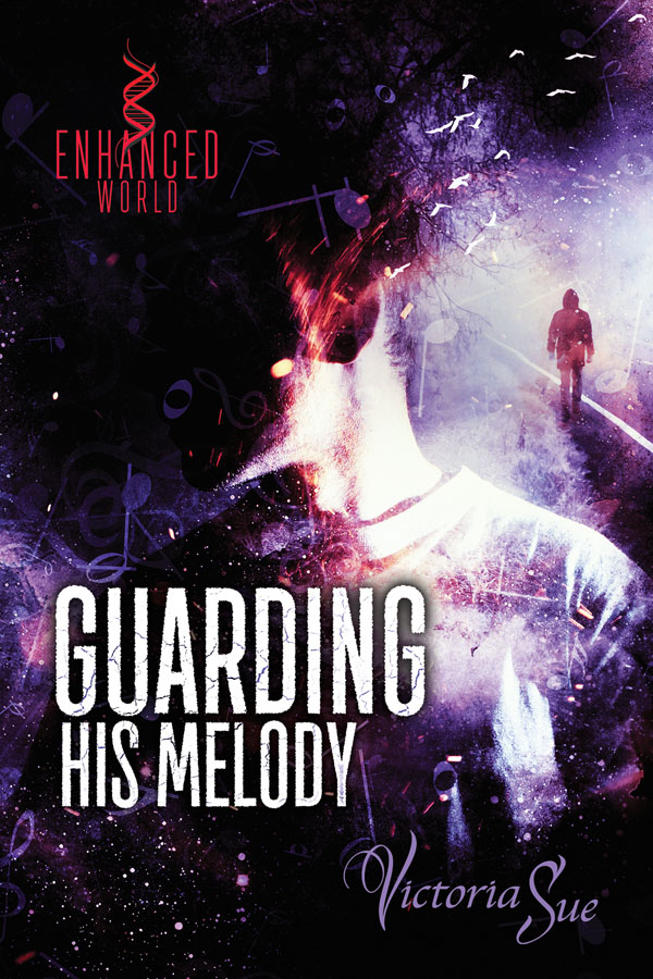 Book Cover: Guarding His Melody