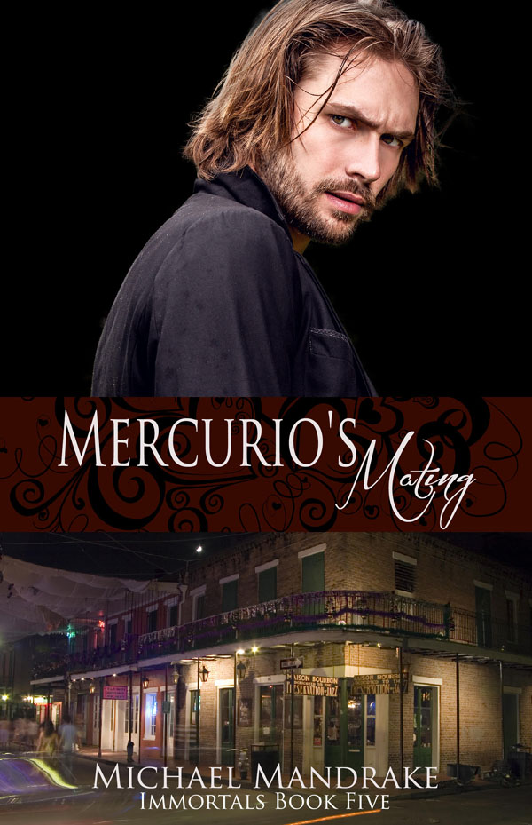 Mercurio's Mating - Michael Mandrake - Immortals