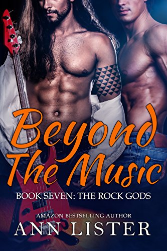 Book Cover: Beyond The Music - The Rock Gods Book 7
