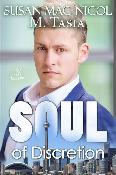 Soul of Discretion - Susan Mac Nicol & M. Tasia