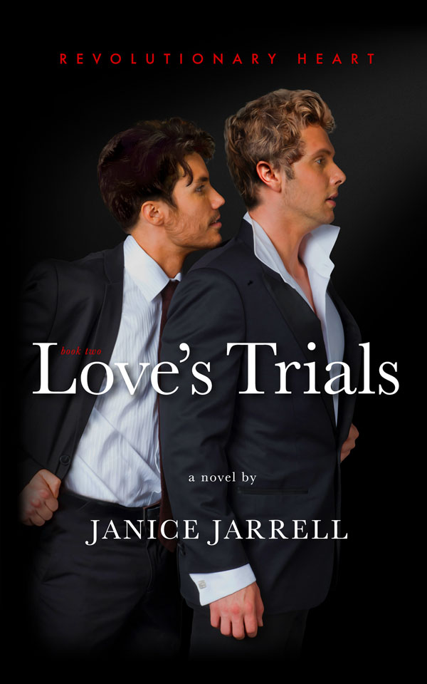Love's Trials - Janice Jarrell - Revolutionary Heart