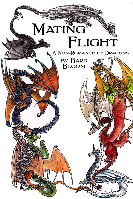 Book Cover: Mating Flight