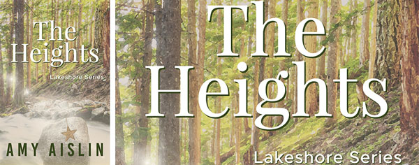 Buy The Heights by Amy Aislin on Amazon Universal