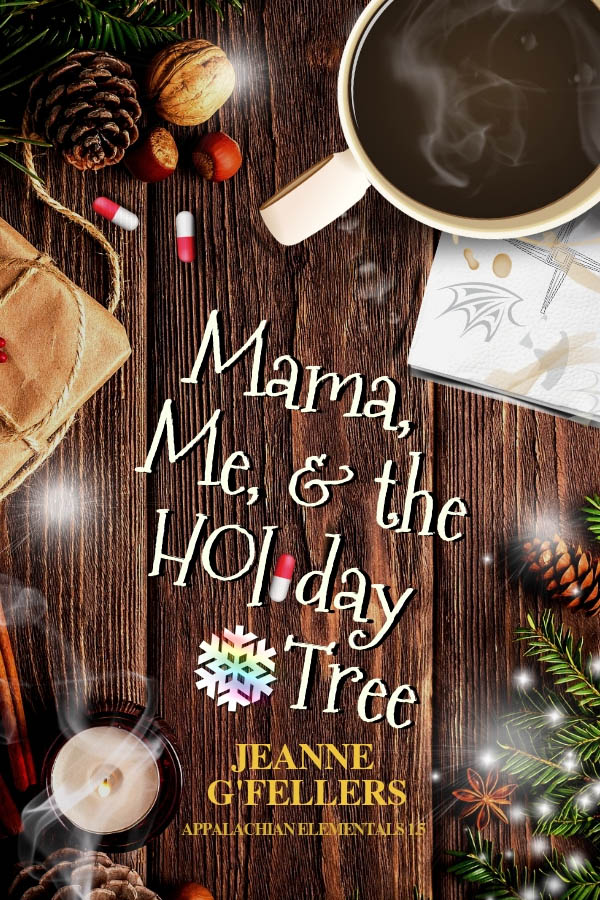 ANNOUNCEMENT/GIVEAWAY: Mama, Me, and the Holiday Tree, by Jeanne G'Fellers