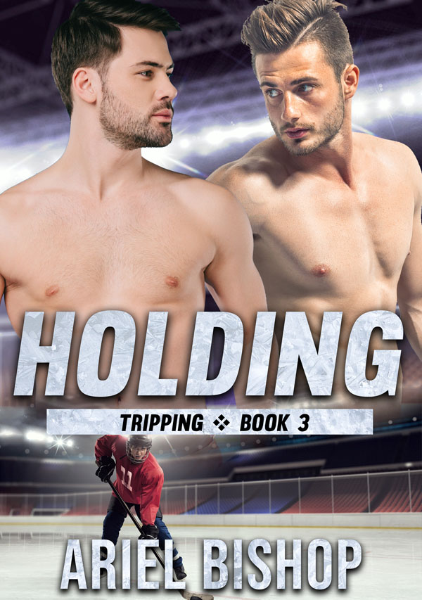 Book Cover: Holding