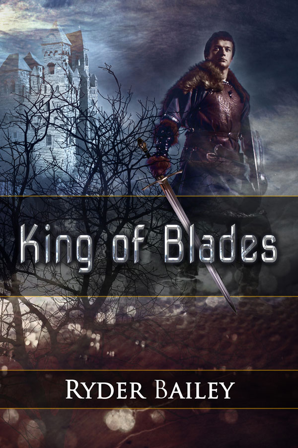 King of Blades - Ryder Bailey