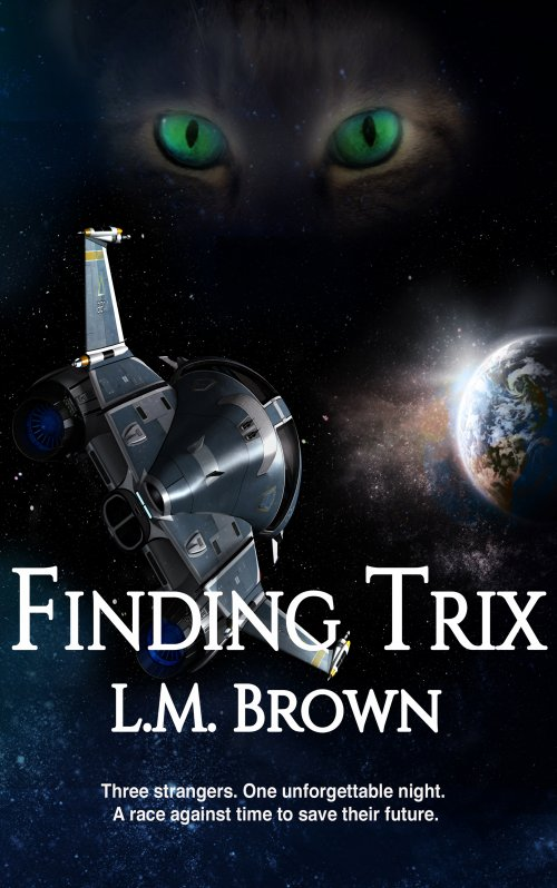 Book Cover: Finding Trix