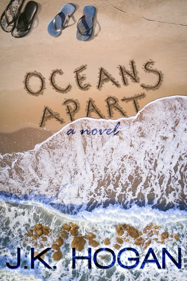 Book Cover: Oceans Apart