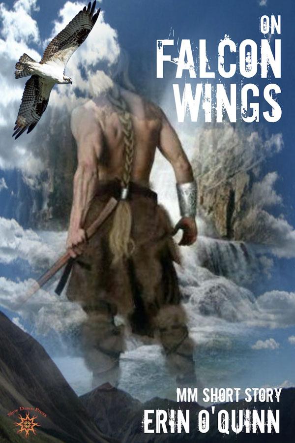 On Falcon Wings - Erin O'Quinn