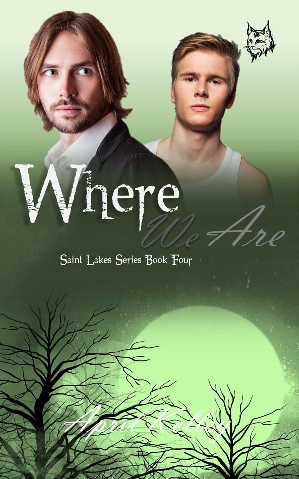Where We Are - April Kelley - Saint Lakes