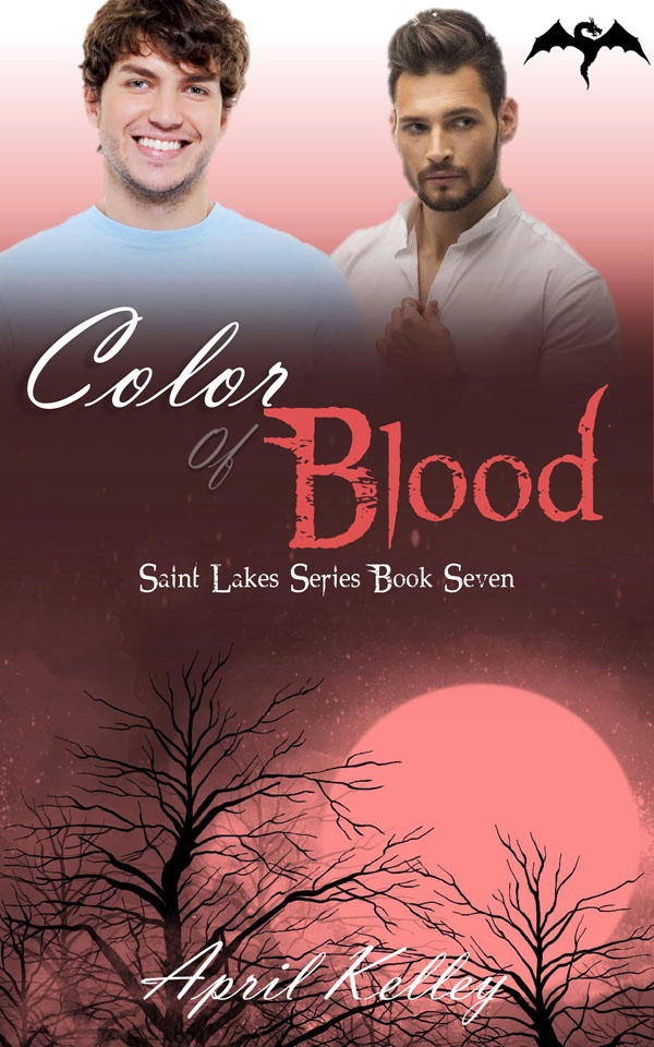 Book Cover: Color of Blood (Saint Lakes #7)