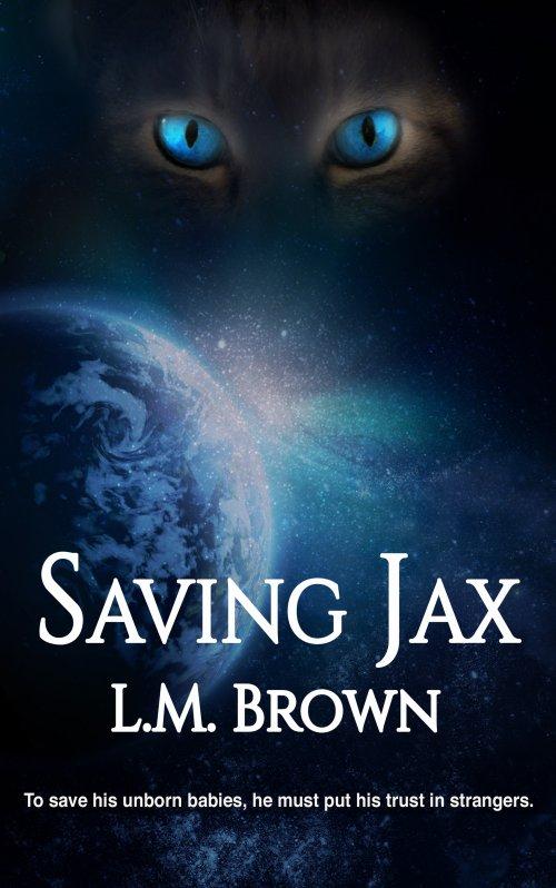 Book Cover: Saving Jax