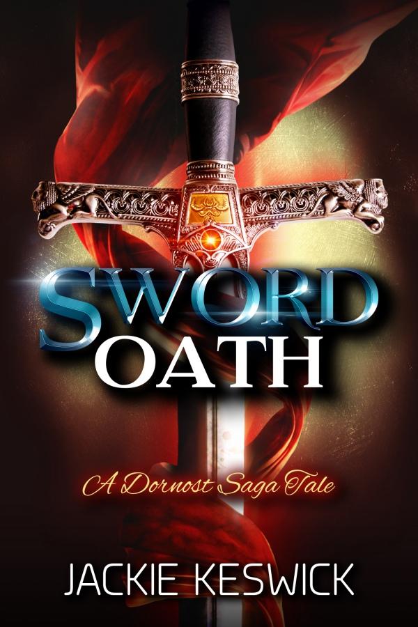 Book Cover: Sword Oath: A Dornost Saga Tale (Shades #1)