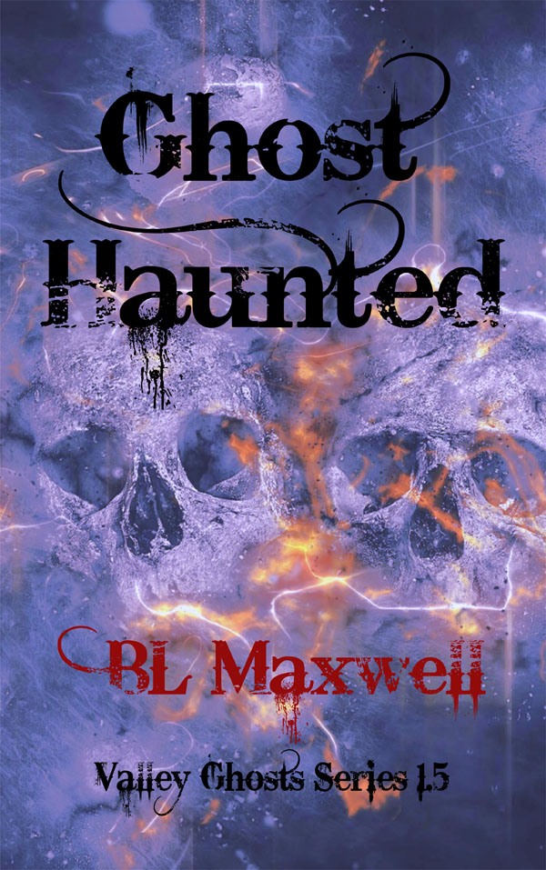 Book Cover: Ghost Haunted