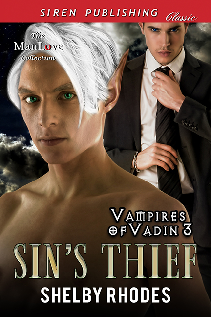 Sin's Thief - Shelby Rhodes - Vampire of Vadin