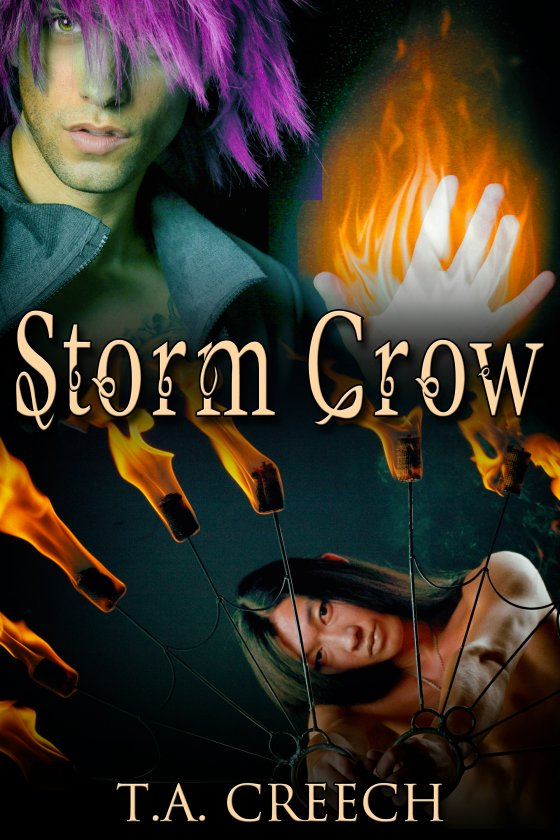 Storm Crow - T.A. Creech