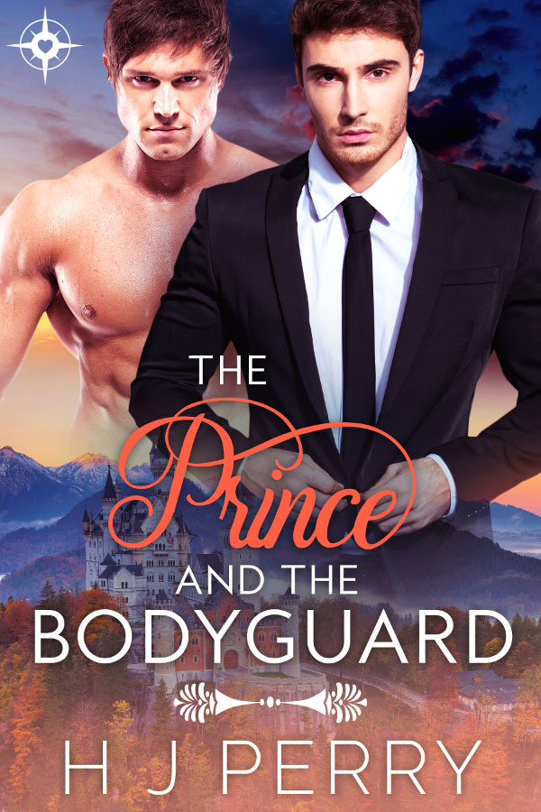 The Prince and the Bodyguard - H.J. Perry