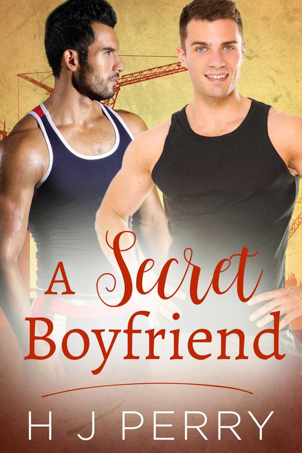 Book Cover: A Secret Boyfriend