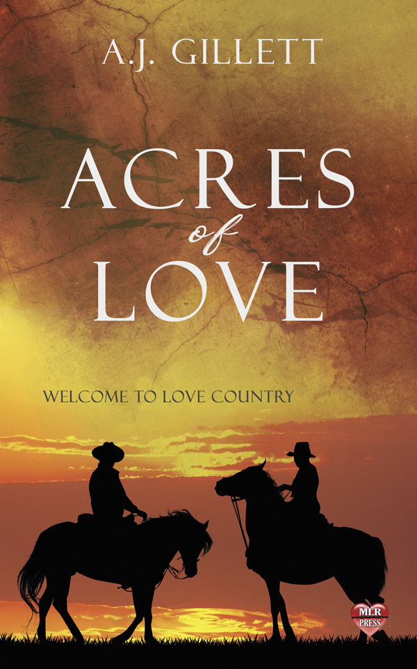 Book Cover: Acres of Love
