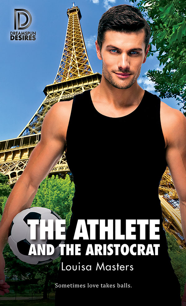 Book Cover: The Athlete and The Aristocrat