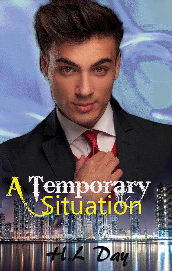 Book Cover: A Temporary Situation