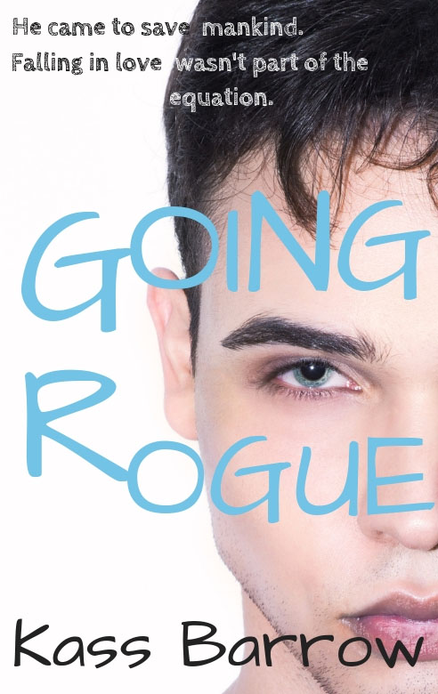 Book Cover: Going Rogue