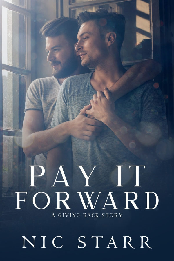 Book Cover: Pay It Forward