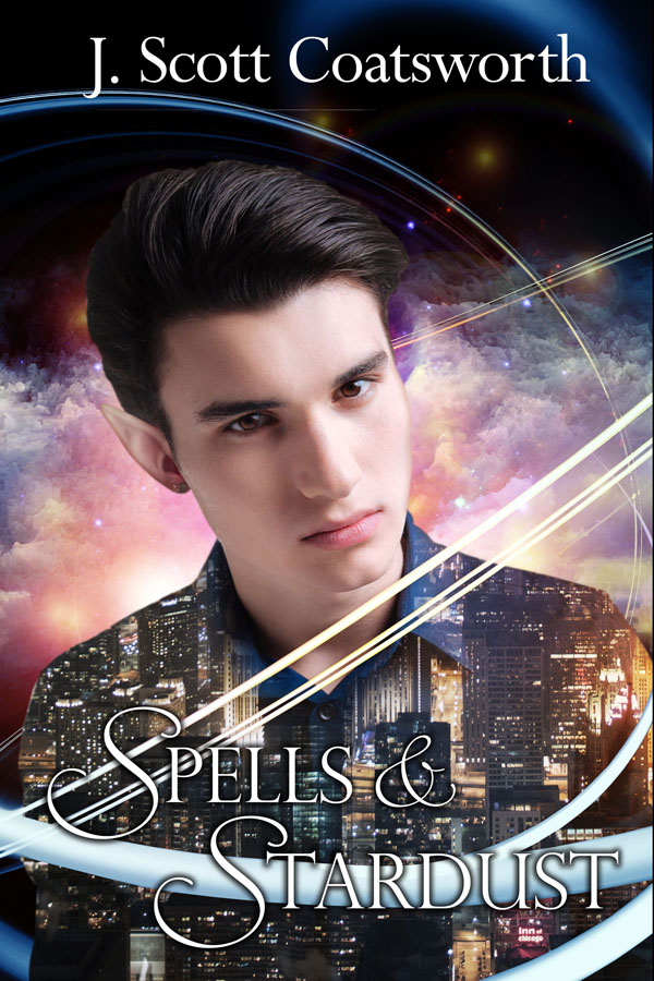 COVER REVEAL/GIVEAWAY: Spells & Stardust, by J. Scott Coatsworth