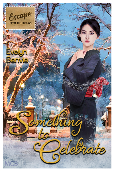 REVIEW: Something to Celebrate, by Evelyn Benvie