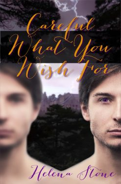 Book Cover: Careful What You Wish For