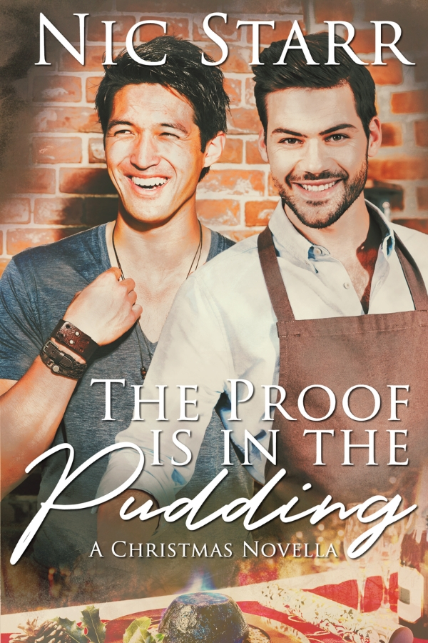 Book Cover: The Proof Is In The Pudding
