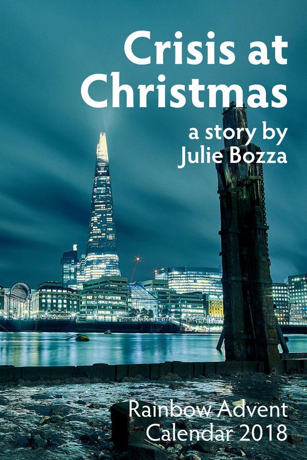 Book Cover: Crisis at Christmas
