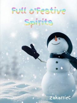 Book Cover: Full o'Festive Spirits